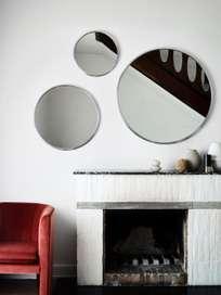 Sillon SH6 Mirror – Ø96 – Chrome