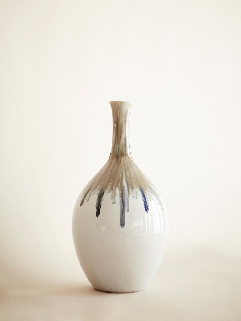 Drip Cover Vase