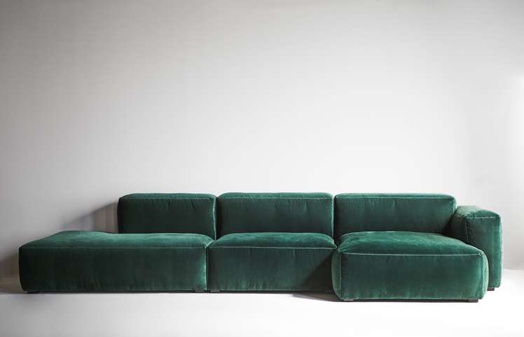Mags Soft Sofa – Dark Green