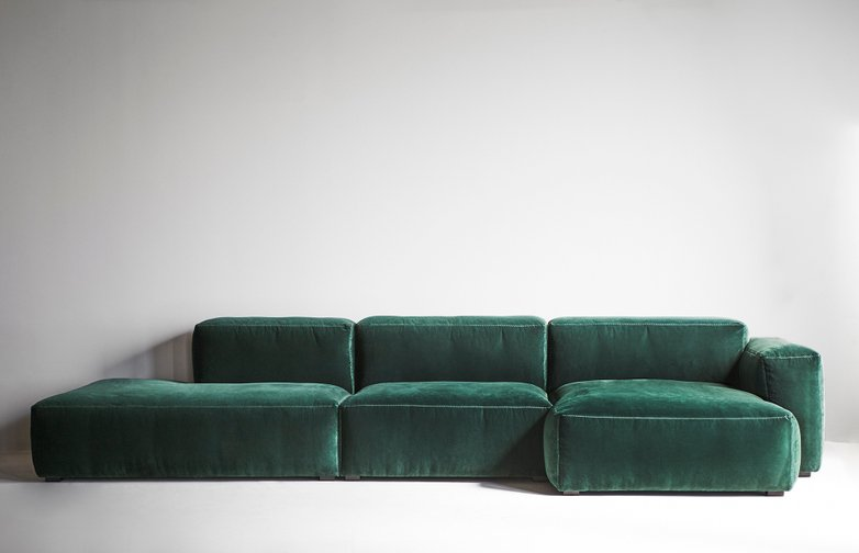 Mags Soft Sofa – Dark Green