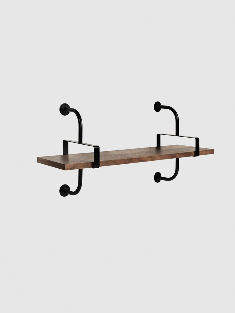 Démon Shelf – American Walnut – 1 Shelf