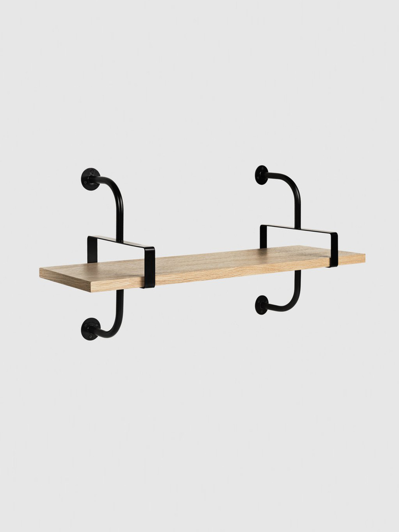 Démon Shelf – Oak – 1 Shelf