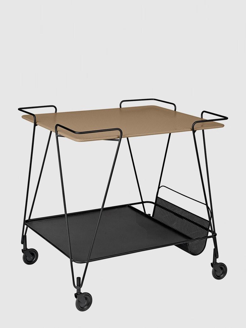 Matégot Trolley – Sand Semi Matt