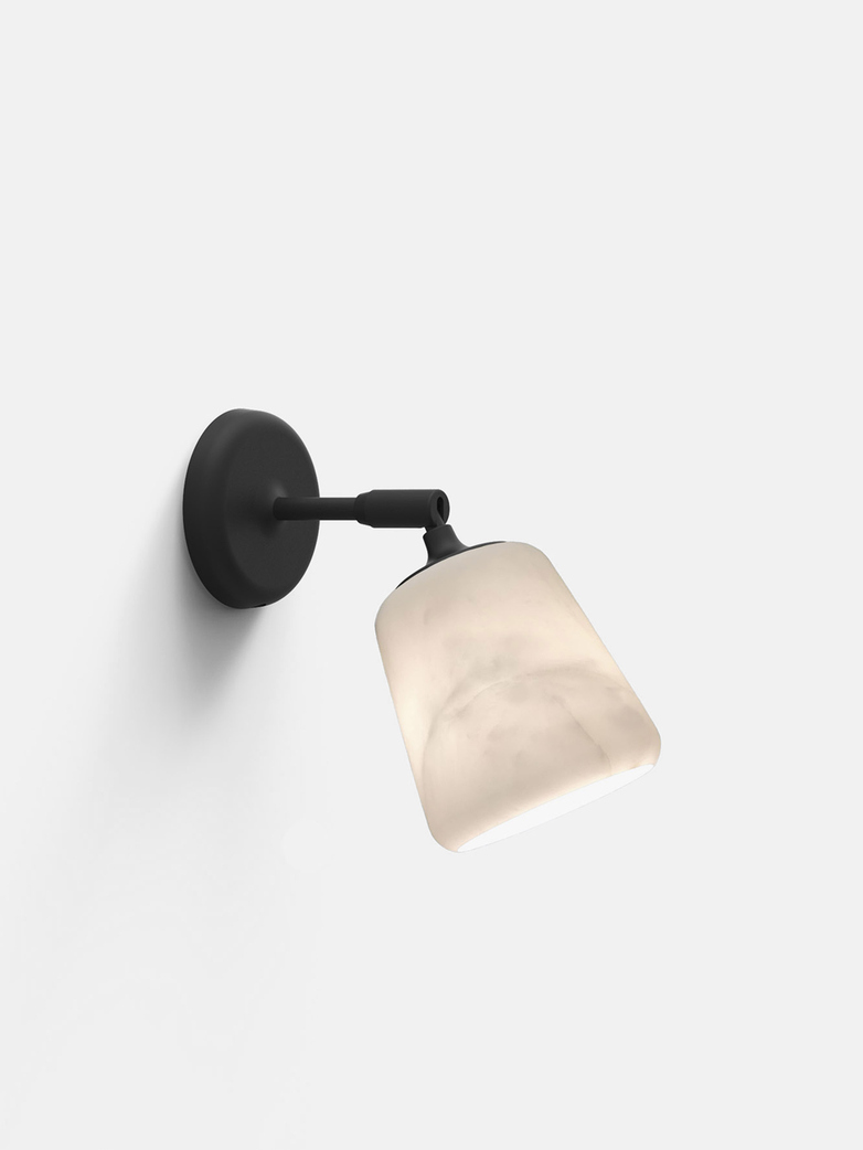 Material Wall Lamp – The Black Sheep Edition