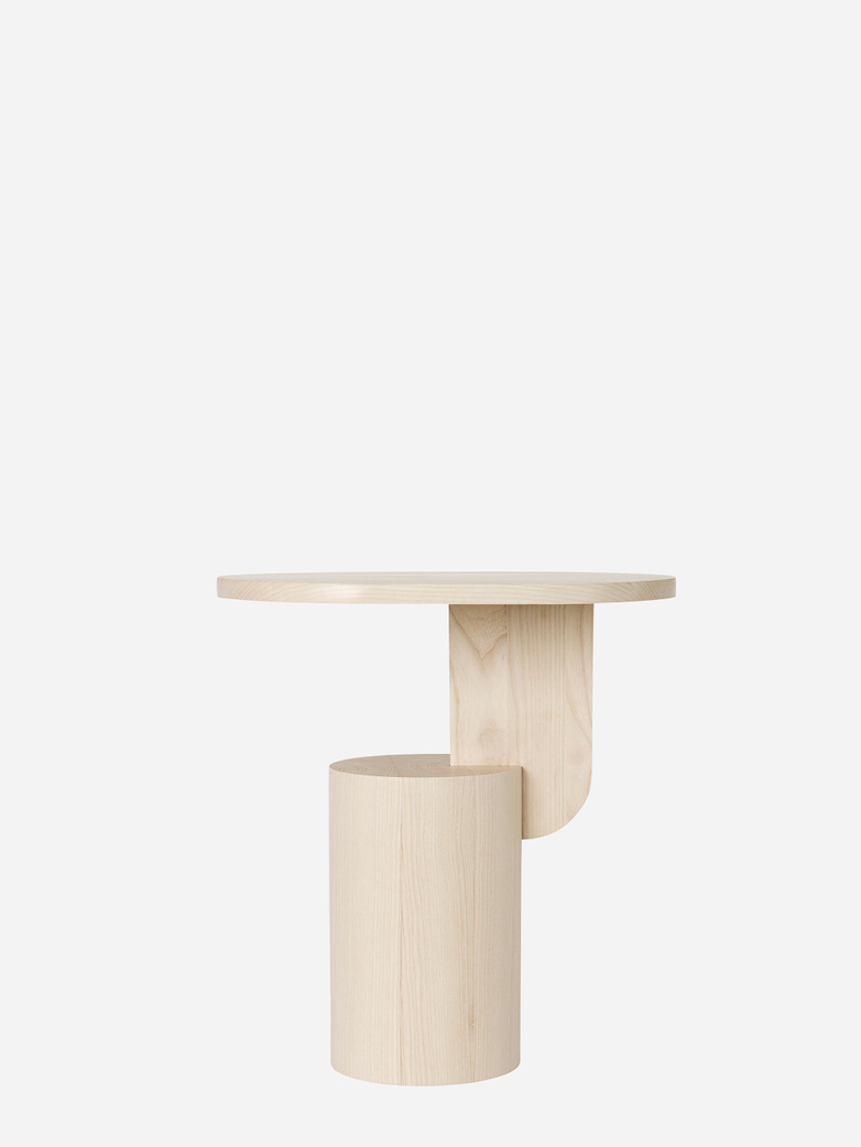 Ferm Living - Insert Side Table Natural Ash