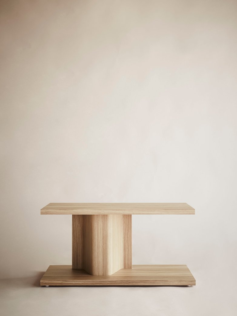 BIT Table – Natural Oak