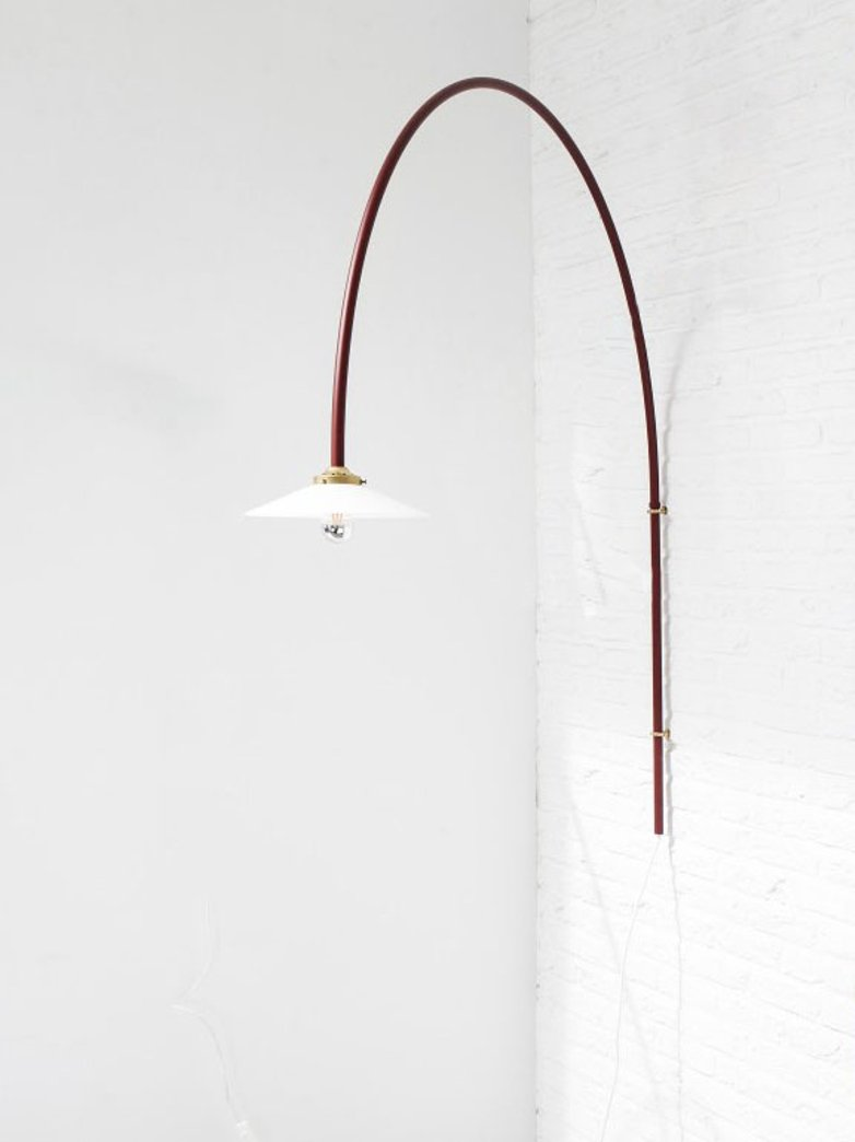 Hanging lamp N3 – Menie Red