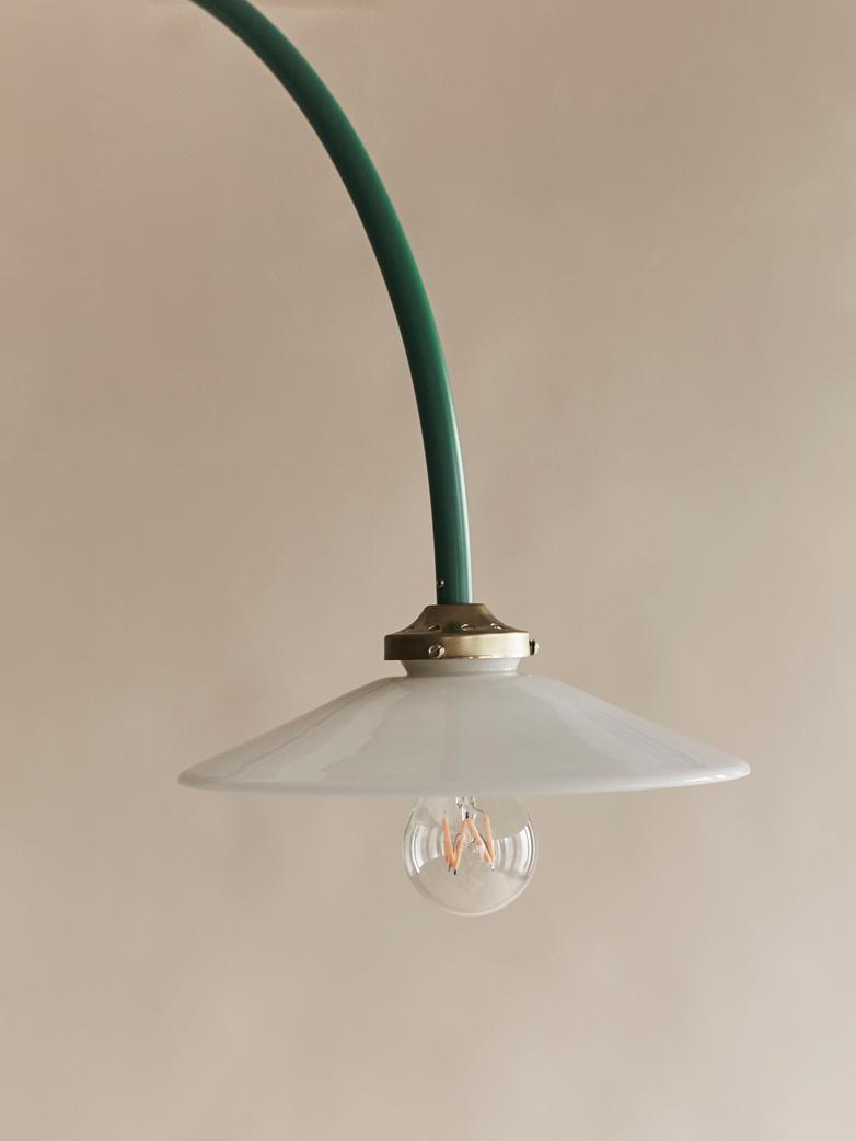 Standing Lamp N1 – Green