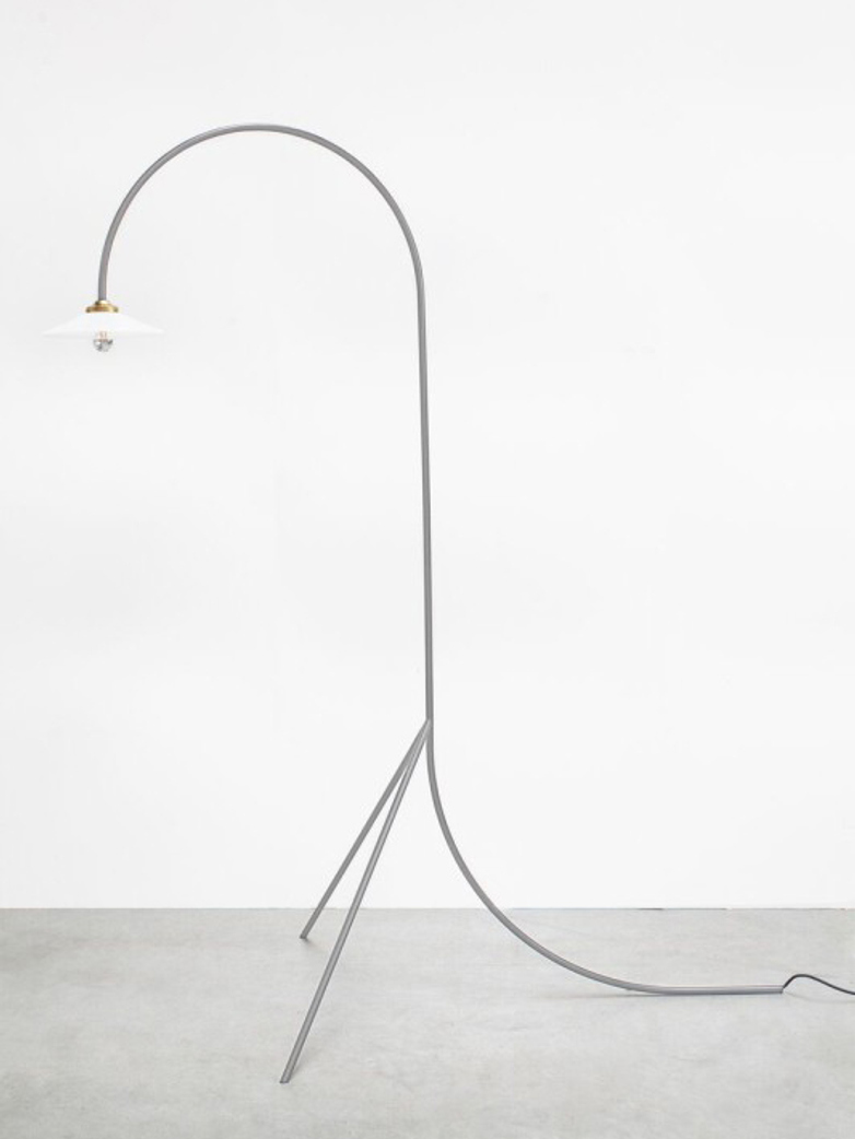 Standing Lamp N1 – Light Grey