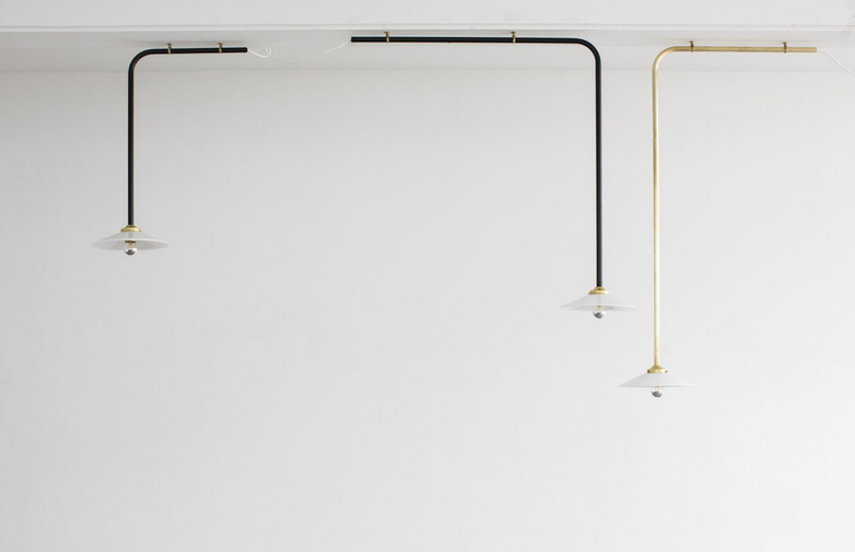 Ceiling Lamp N2 – Brass