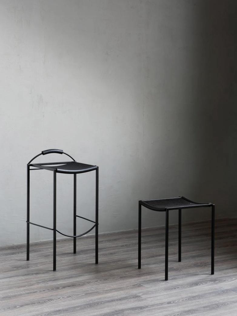 Sgabello Alto Chair