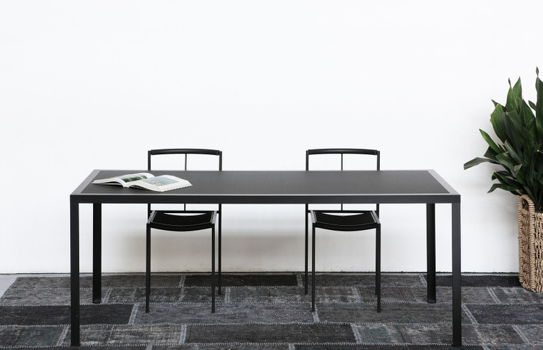 Tavolo Dining Table – Black