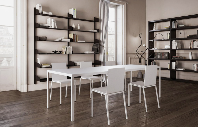 Tavolo Dining Table – White