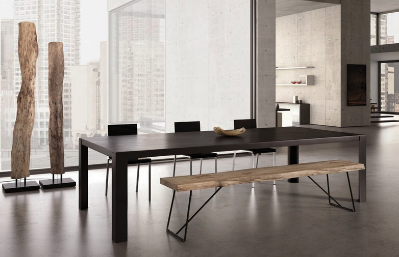 Big Irony Dining Table