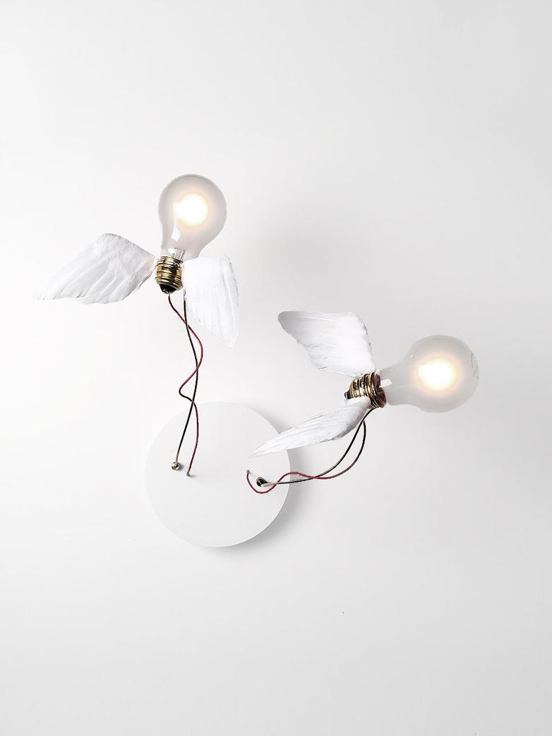 Lucellino Doppio Wall Lamp