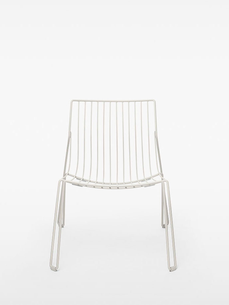 Tio Easy Chair – White