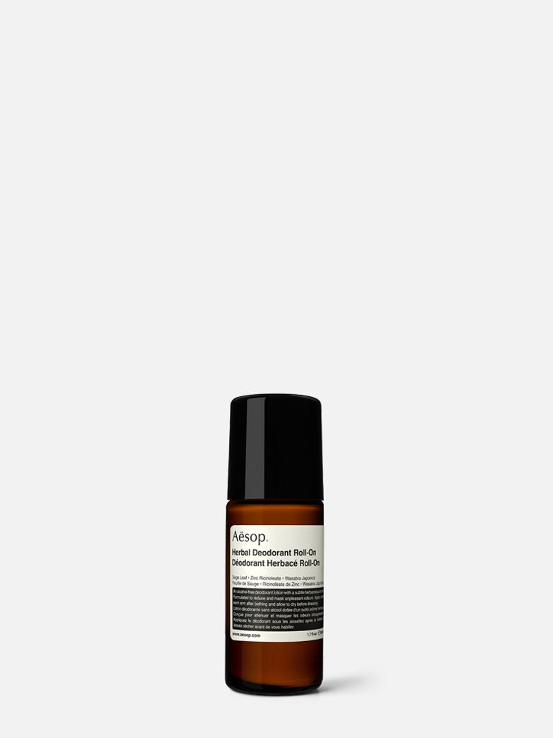 Herbal Deodorant Roll-On – 50mL