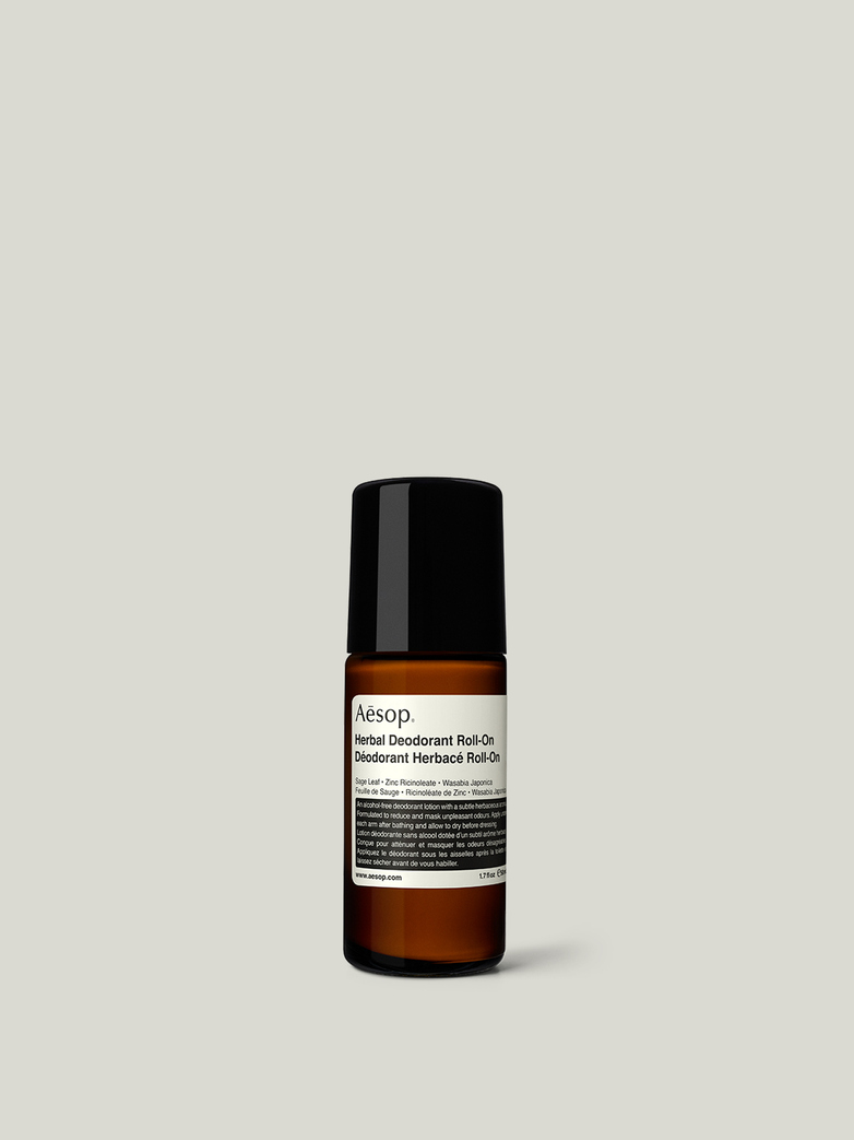 Herbal Deodorant Roll-On – 50mL
