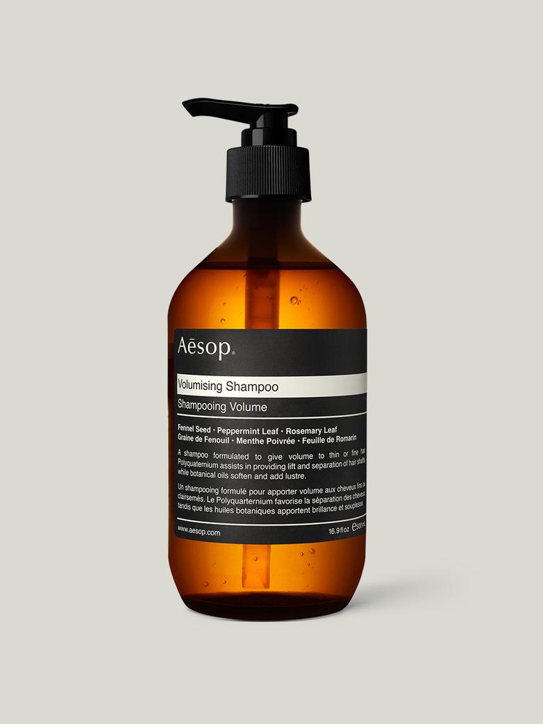 Volumising Shampoo – 500mL