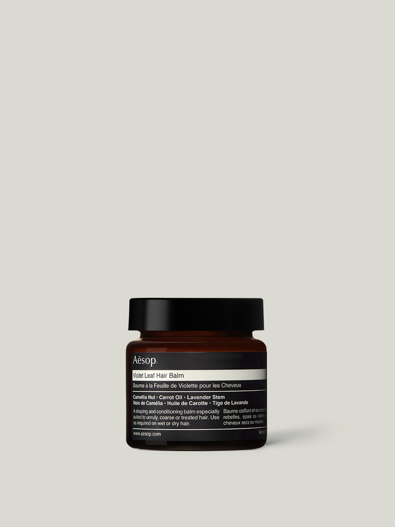 Violet Leaf Hair Balm – 60mL
