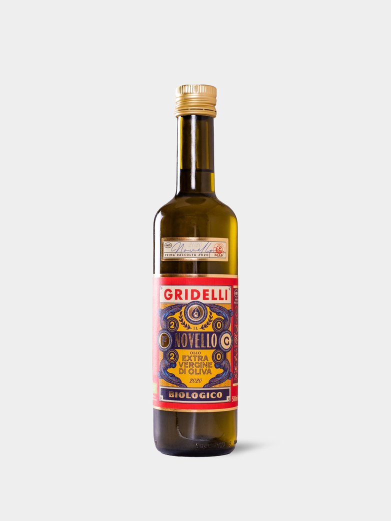 Novello Olive Oil – 500 ml
