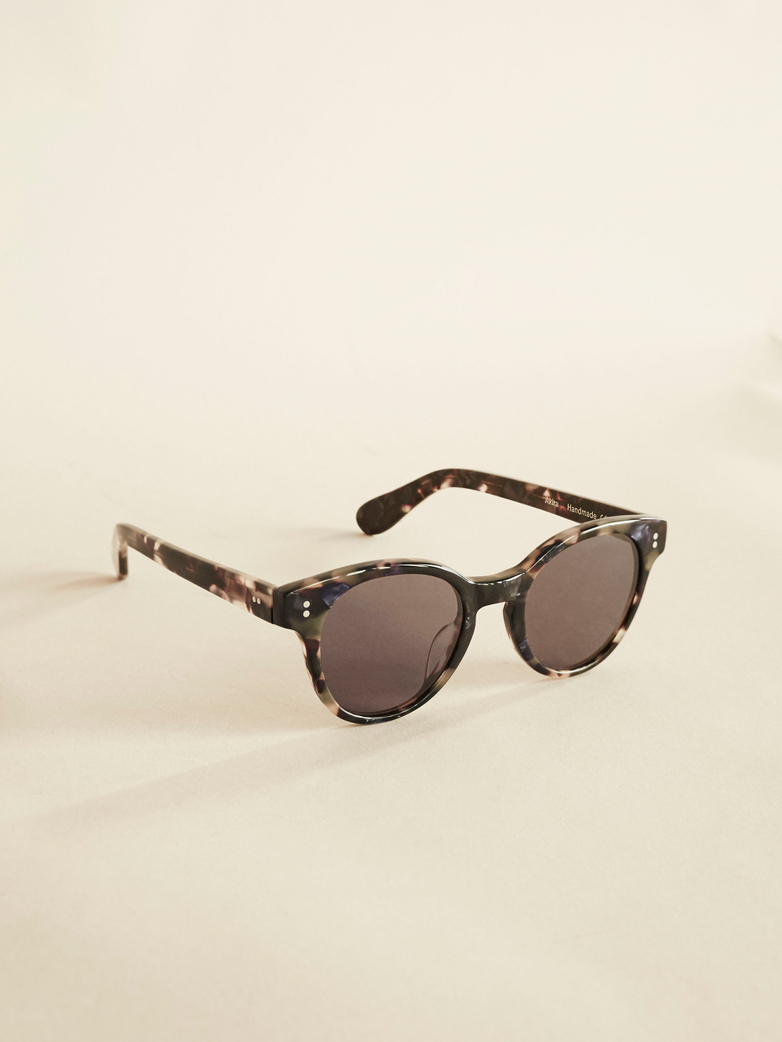 Sunglasses Akira – Purple Blonde Tortoise