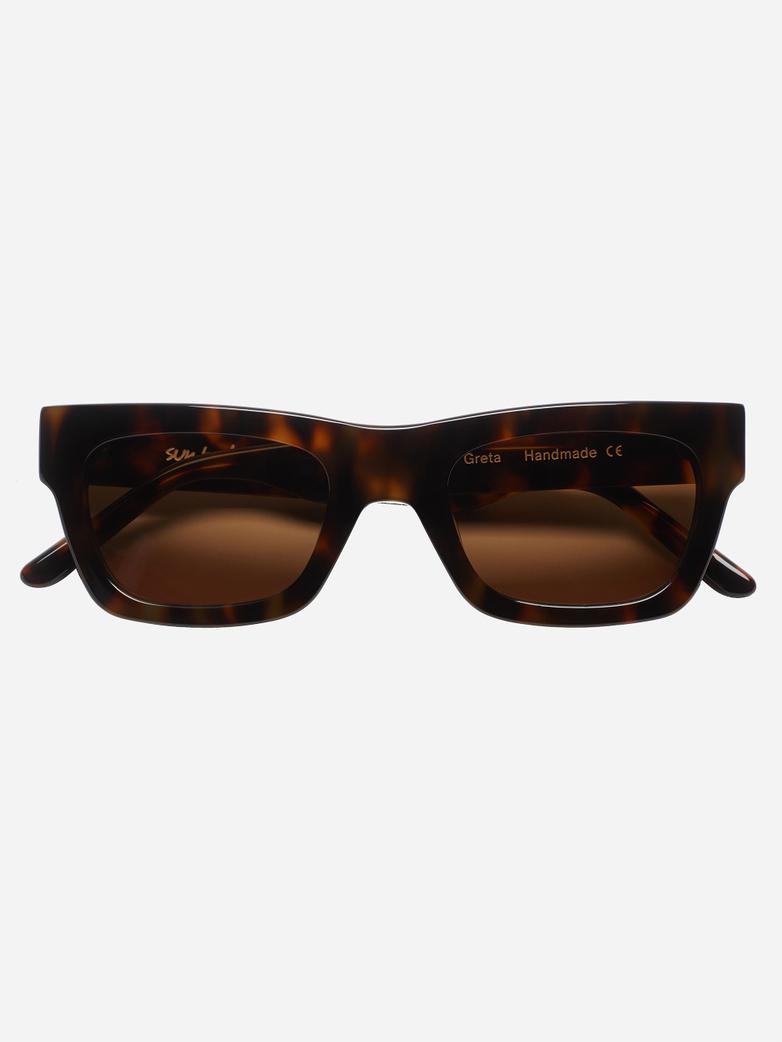 Sunglasses Greta – Brown Tortoise