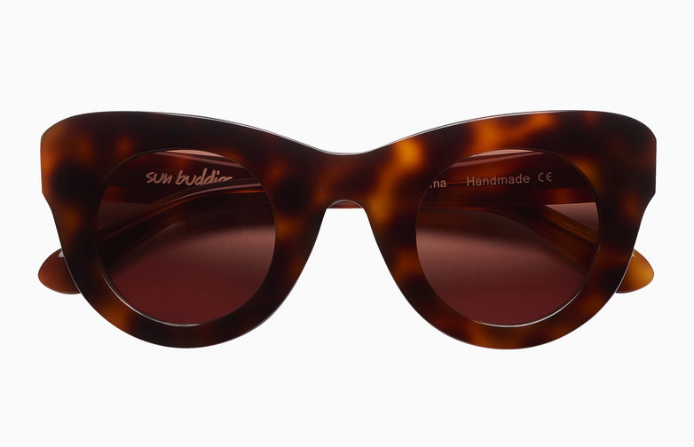 Sunglasses Uma – Brown Tortoise