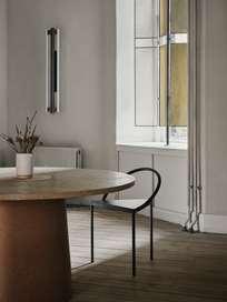 Sintra Dining Table - Yellow Limestone