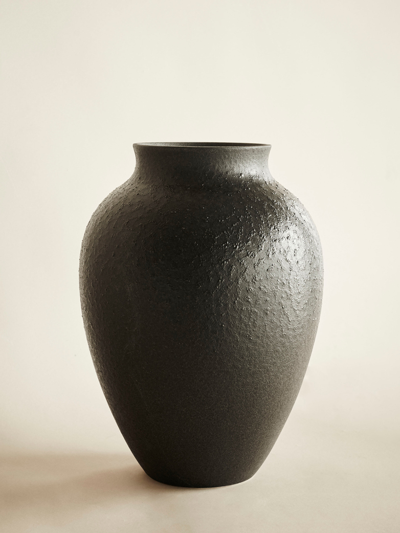 Arkona Vase – Antracite Grey – Extra Large