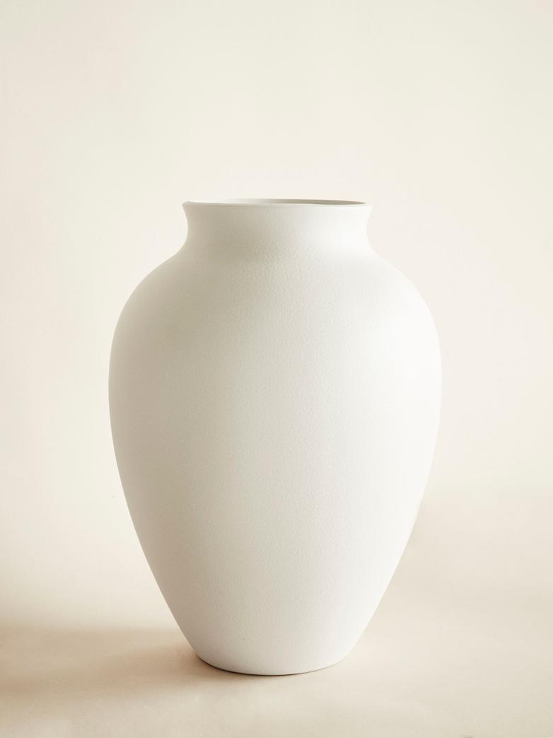 Arkona Vase – White – Extra Large