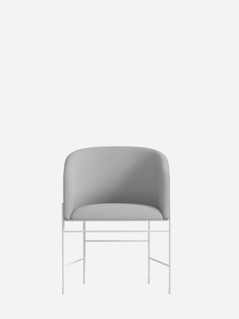 Covent Chair – White Frame – Category A