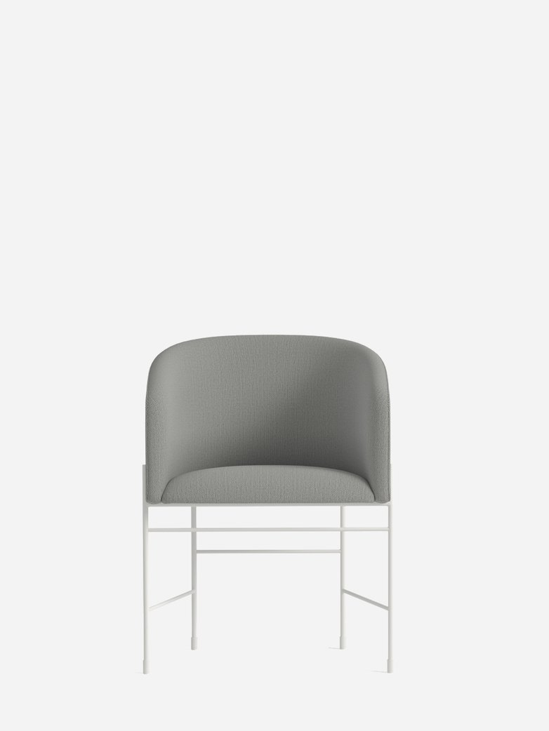 Covent Chair – White Frame – Category B