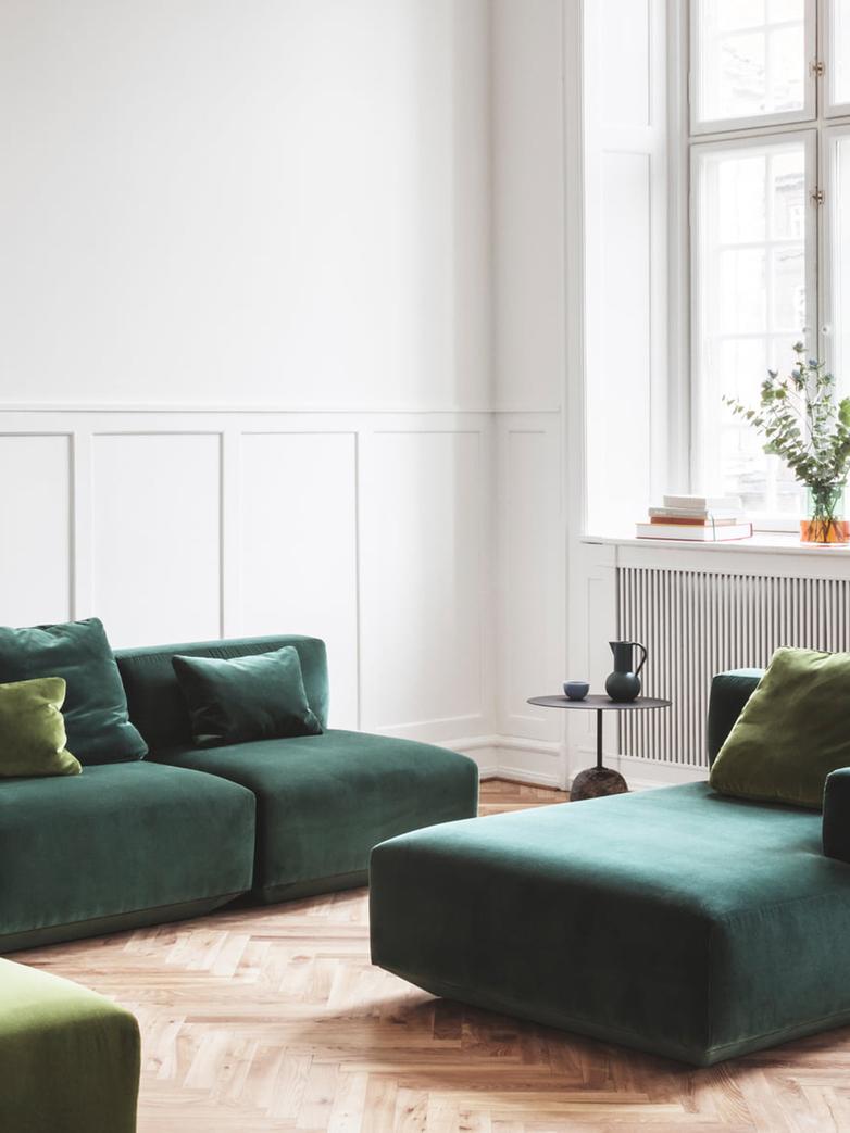 Develius – Configuration F – Velvet Green