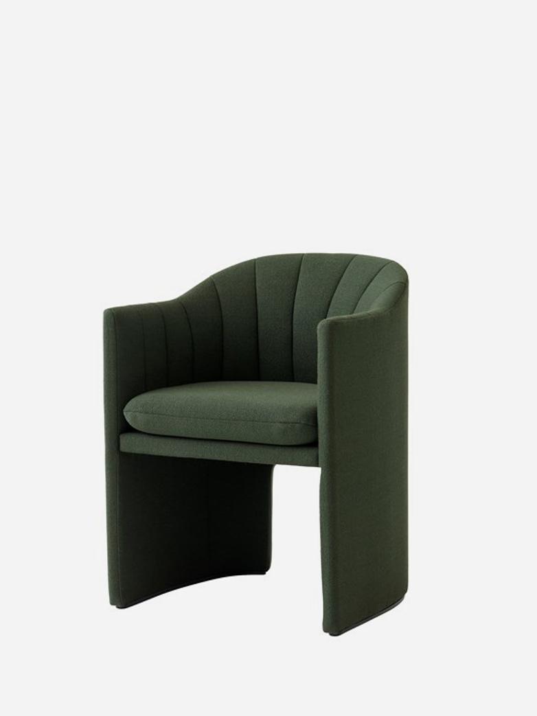 Loafer Lounge Chair SC24 –Vidar – Green