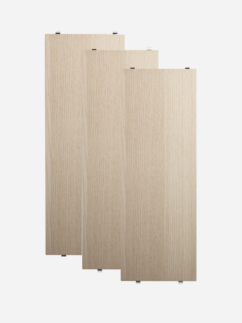Shelves 3-pack – Ash