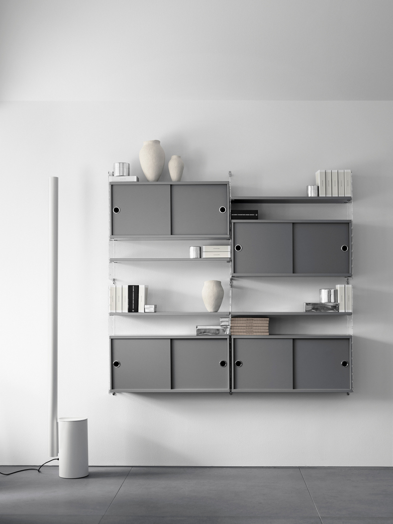 Shelves 3-pack – Grey