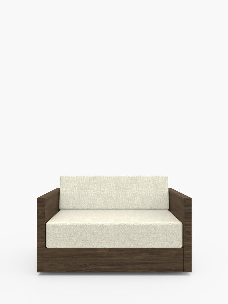 Mass Love Seater – Karakorum – Ivory