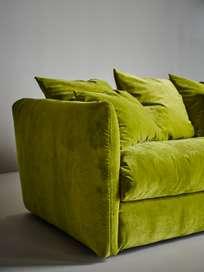 Loire Sofa – Olive