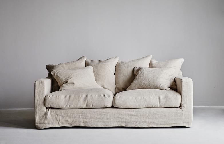 Belleville Sofa - 3 seat