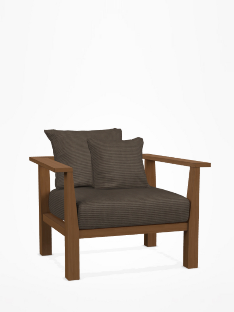 Inout 01 Lounge Chair – Category D - Wafer Fango