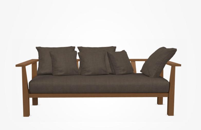 Inout 03 Sofa – Category D - Wafer Fango
