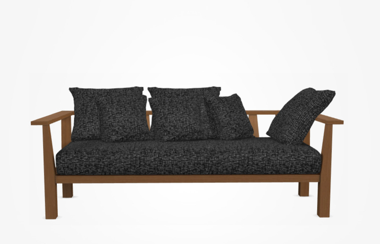 Inout 03 Sofa – Category C - Rete Nera