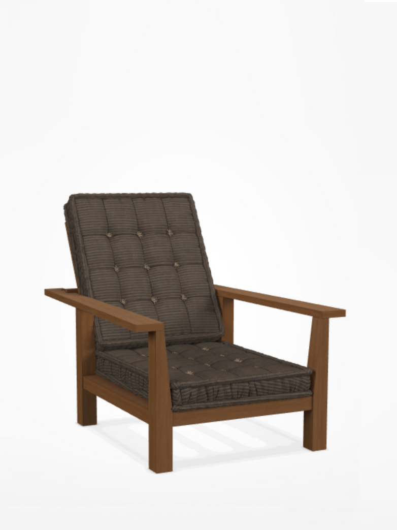 Inout 09 Easy Chair – Category D - Wafer Fango