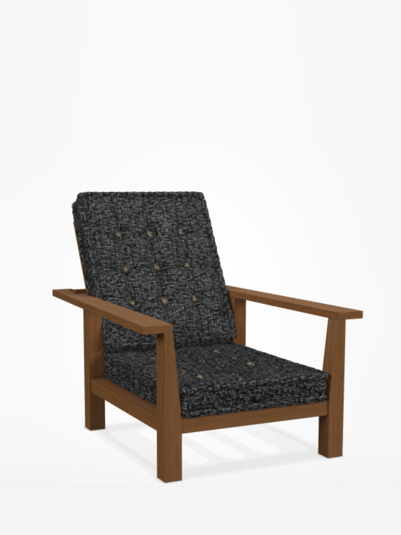 Inout 09 Easy Chair – Category C – Rete Nera