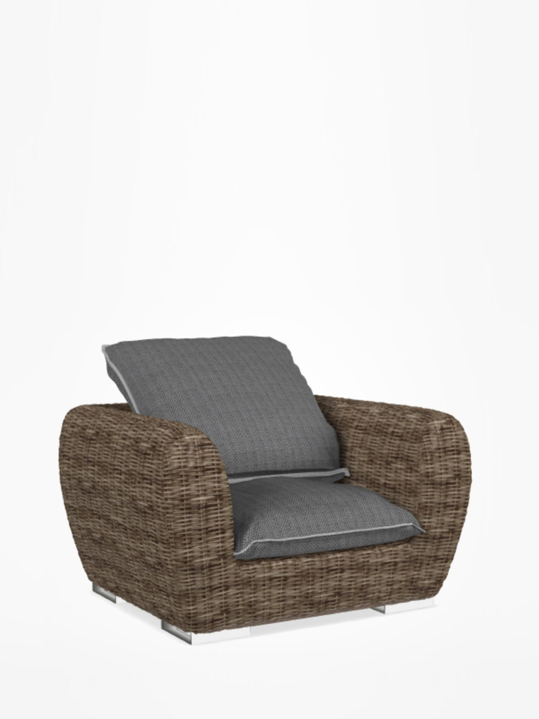Inout 625 Armchair Rattan – Category D - Rombi