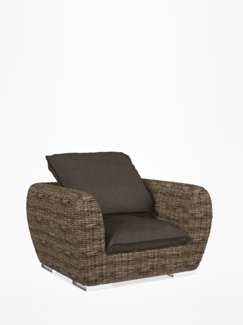 Inout 625 Armchair Rattan – Category D - Wafer Fango