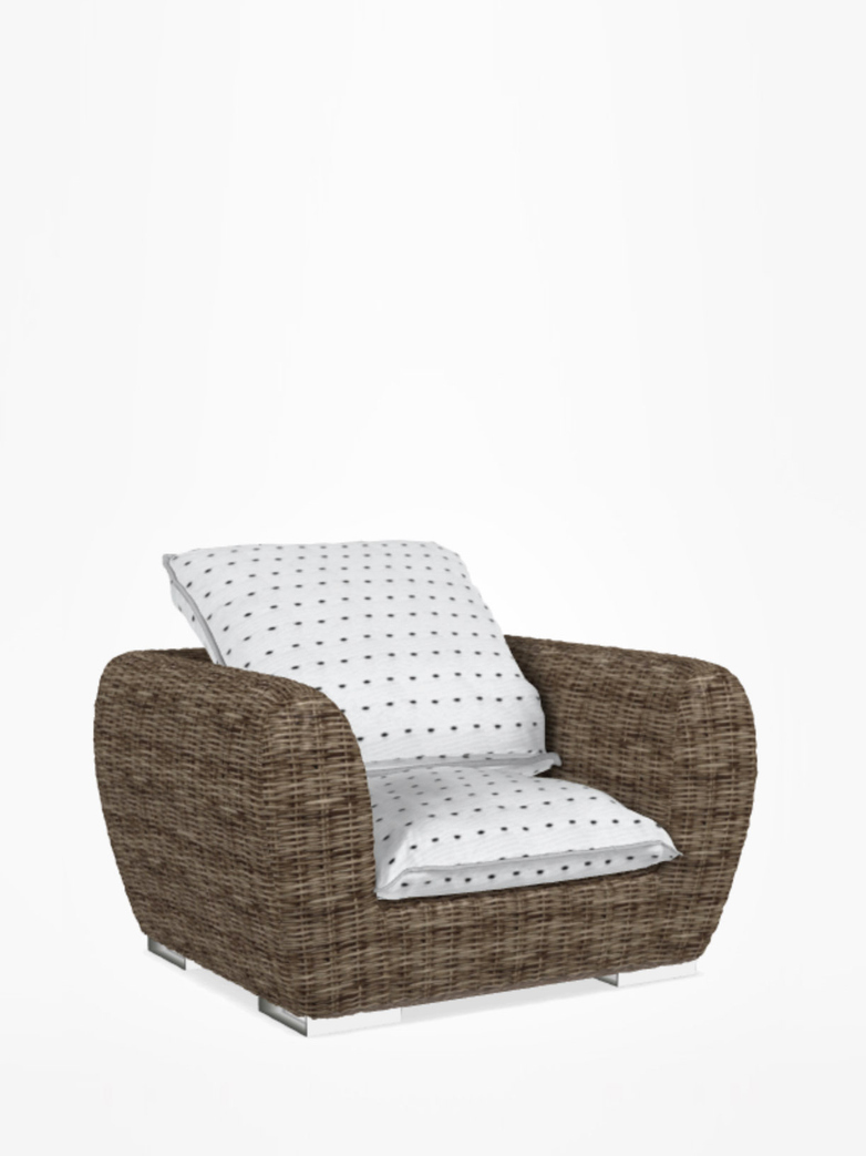 Inout 625 Armchair Rattan – Category D - Step