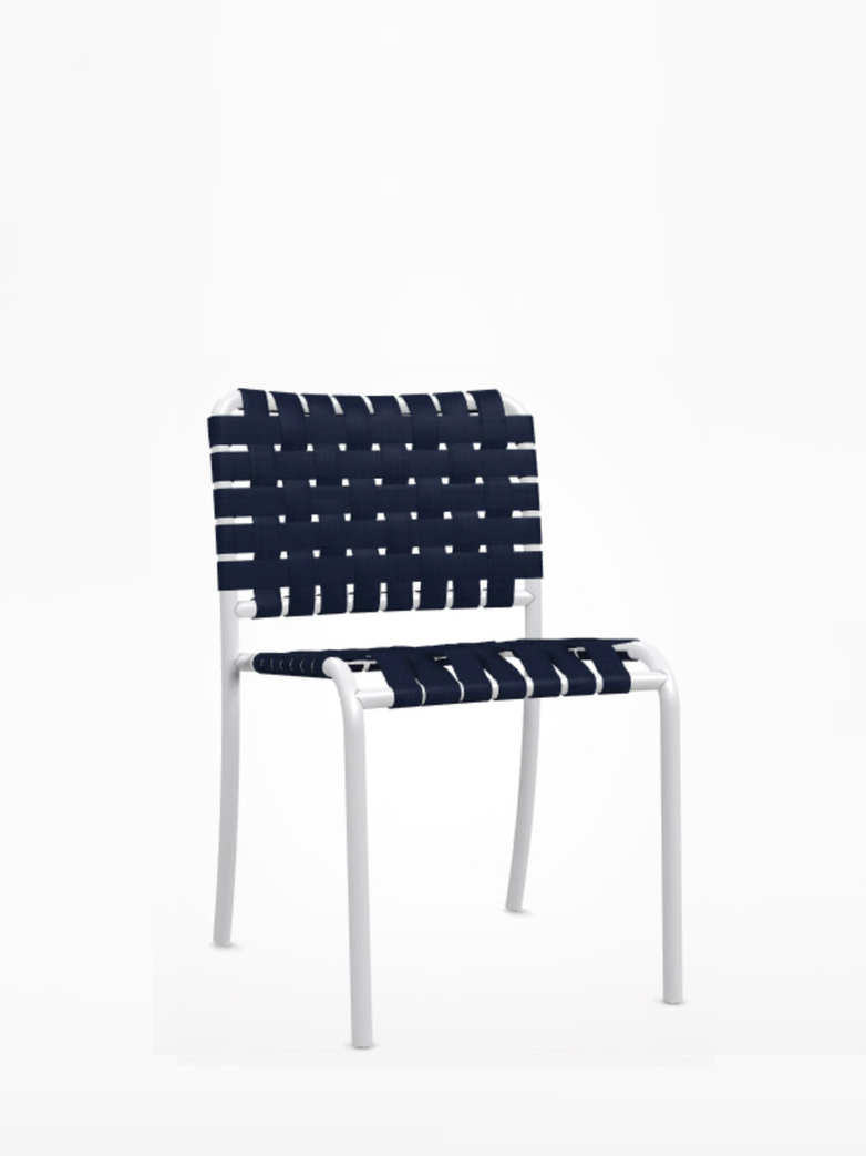 Inout 823 C Chair – White/Blue