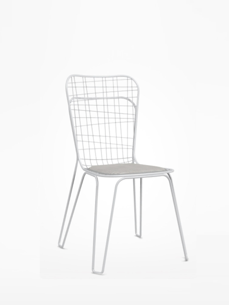Inout 875 Chair – Category D - Wafer Bianco